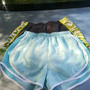 3 Nike shorts bundle